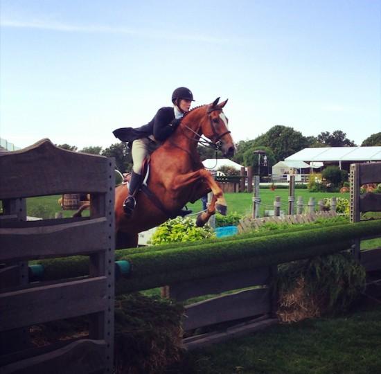 hampton classic jumper
